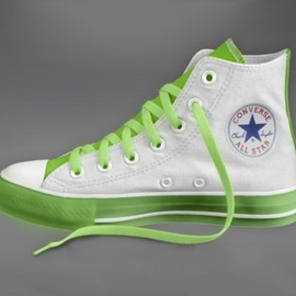 CONVERSE - Glow-in-the-Dark Chuck Taylor All-Star