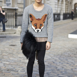 Peter Jensen - Fox Knit