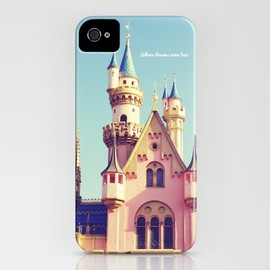 Society6 - Where dreams come true iPhone Case