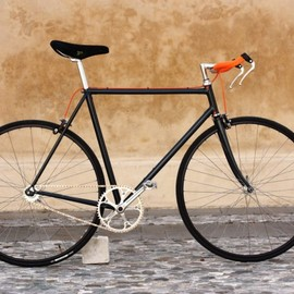 "Biascagne Cicli - Bici single speed ""Solstice"""