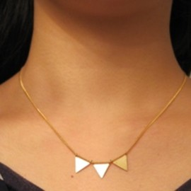 Aquvii - Pennant Necklace
