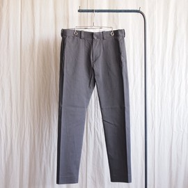 YAECA - Chino Slim Pants #charcoal