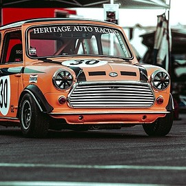 Rover - Britax Mini Cooper by Scott Crawford