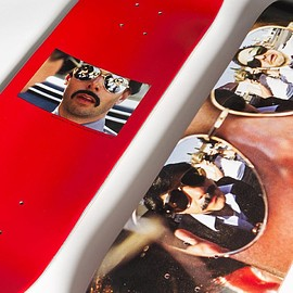 GIRL SKATEBOARDS, Spike Jonze - Photos by Spike series. 1 of 5/ Beastie Boys, 1994. In stores March 7th.
