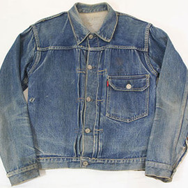 LEVI'S - 1st Denim Jacket Vintage
