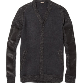 BOTTEGA VENETA - Wool-Blend Cardigan Jacket