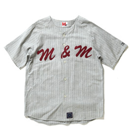 m&m - Baseball shirt