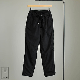 TEATORA - Wallet Pants [packable] #black