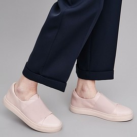 COS - Wrap-over leather sneaker