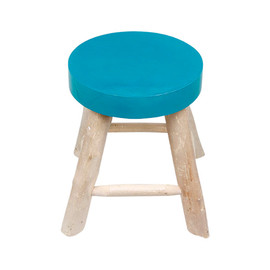 &k amsterdam - WOOD STOOL