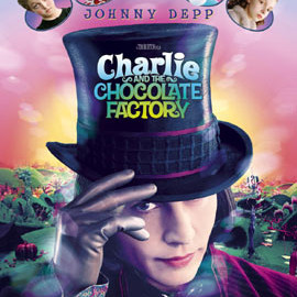 Tim Burton - Charlie and the chocolate factory