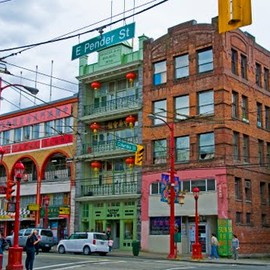 Vancouver - Chinatown