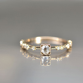 kataoka - k18 diamond ring