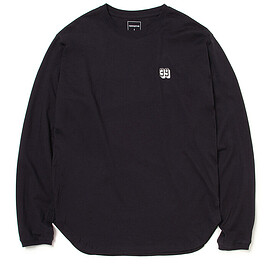 nonnative - DWELLER L/S TEE '39' by LORD ECHO