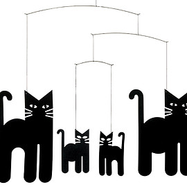 FLENSTED mobiles(フレンステッドモビール) - FLENSTED mobilesフレンステッドモビール Cats