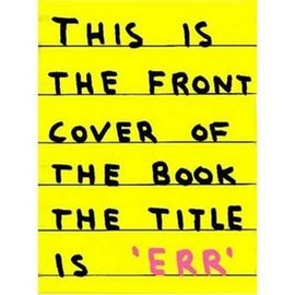David Shrigley - ERR