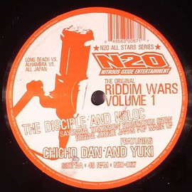 Various Artists - N2O All Star Series Riddim Wars Volume 1 /  Riddim Wars US