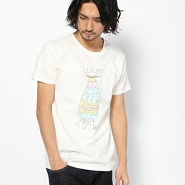 BEAMS T - Tシャツ / 'JEALOUS FRUIT' T-shirt by Ty Williams
