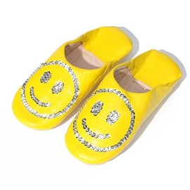 UNITED ARROWS - Smiley Babouche