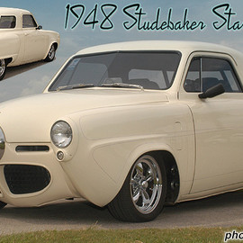 Studebaker - Starlight Coupe 1948