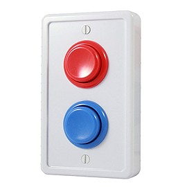 LightCore - Arcade Light Switch Plate Cover