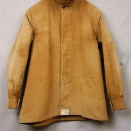 vintage french fishing jacket.