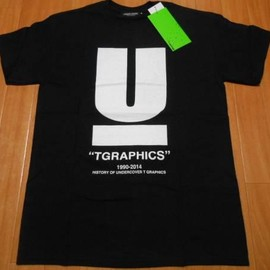"""UNDERCOVER - """"TGRAPHICS"""" 1990-2014 HISTORY OF UNDERCOVER T GRAPHICS T-SHIRTS"""