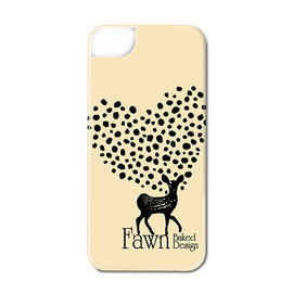 huru nia - Fawn 2 iPhone5/s ケース