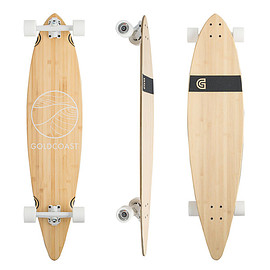 GOLDCOAST SKATEBOARD - THE CLASSIC BAMBOO