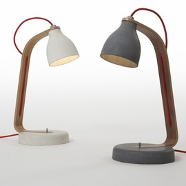 Benjamin Hubert - Heavy Desk Light by Benjamin Hubert