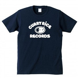 Negicco - CURRY RICE RECORDS T-shirts