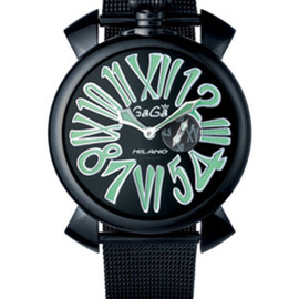 GaGaMilano - Slim 46MM / PVD
