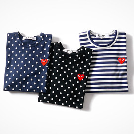 PLAY COMME des GARÇONS - COMMES des GARCONS PLAY Spring/Summer 2014 Collection