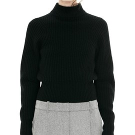 Acne - Loyal Wool Coal Black