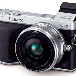 Panasonic - DMC-GX7