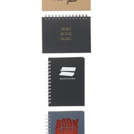 MARC BY MARC JACOBS - BookMarc Notebooks