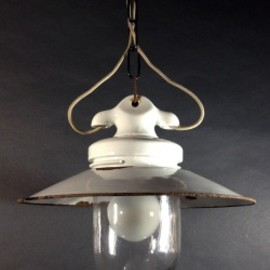 ドイツ・アンティーク - 1930's German Deco Pendant Light