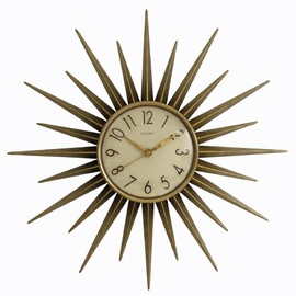 Chaney Instruments - Chaney 75153 Retro Star Clock