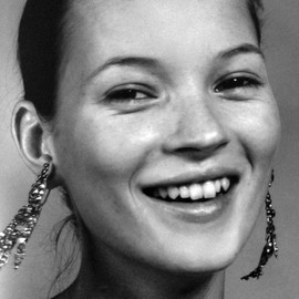 Kate Moss - love smile