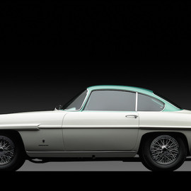 Aston Martin - Supersonic by Carrozzeria Ghia