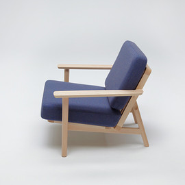 annick design laboratory - small table armchair