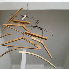 antique hanger
