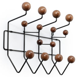 Herman Miller - Eames Hang-It-All Black x Walnut Limited Edition