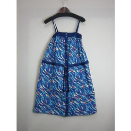SILAS - STAINED GLASS DRESS/BLUE