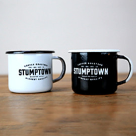 Stumptown Coffee - Enamel Mug Set
