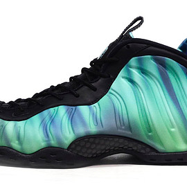 "NIKE - AIR FOAMPOSITE ONE PREMIUM AS QS ""NORTHERN LIGHTS"""