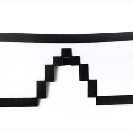 studiobo - pixel sleeping eye mask