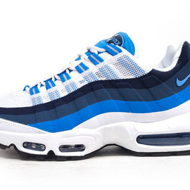 NIKE - AIR MAX 95 NO SEW 「LIMITED EDITION for NONFUTURE」