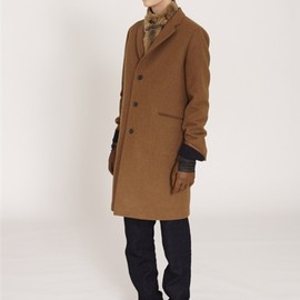 MARNI - Chesterfield Coat 2012AW