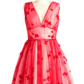 Nishe - Butterfly Me to the Moon Dress